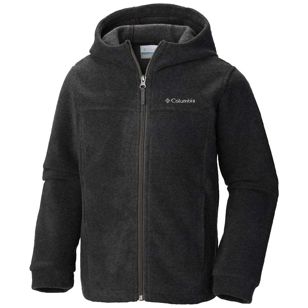 Columbia Youth Boys' Steens II Fleece Hoodie - XL - Charcoal Heather