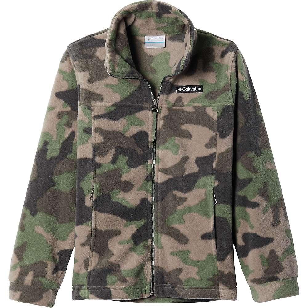 Coupons Columbia Toddler Boys Zing III Fleece Jacket - 2T - Cypress Trad Camo Print