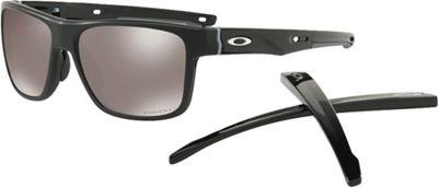 Oakley Crossrange Polarized Sunglasses - One Size - Matte Black / PRIZM Black Polarized