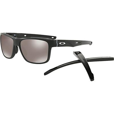 Oakley Crossrange Polarized Sunglasses - Matte Black / PRIZM Black Polarized