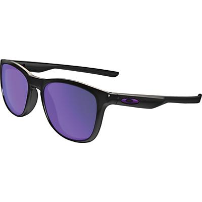 Oakley Trillbe X Polarized Sunglasses - Black Ink / Violet Iridium Polarized