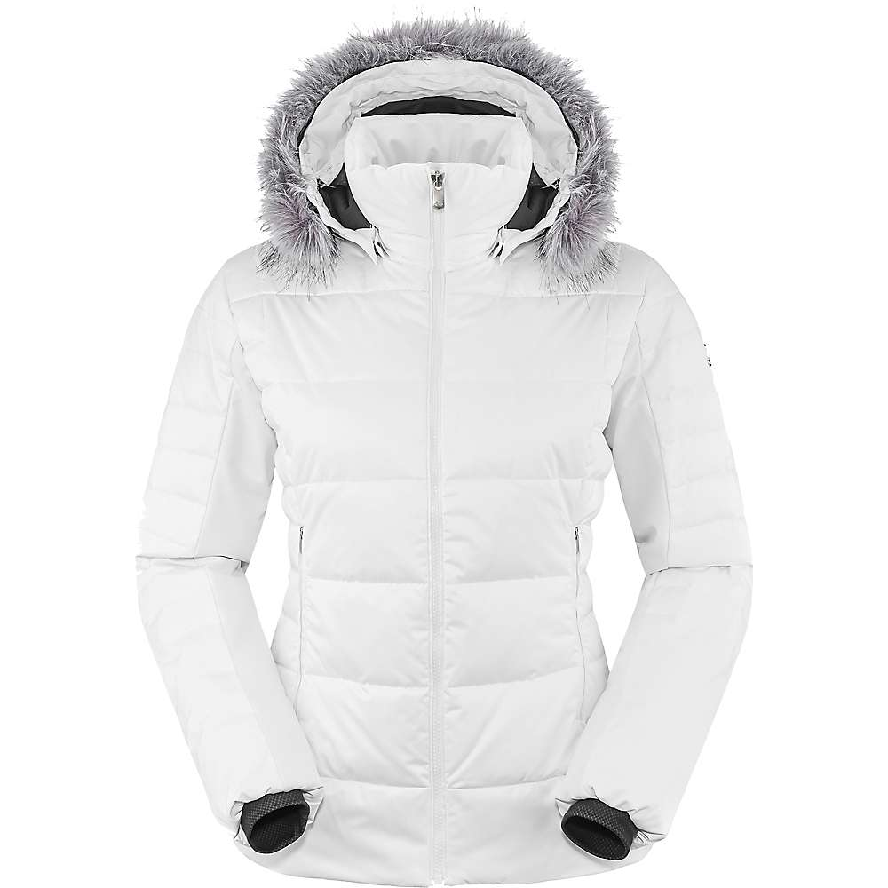 Eider Women's Monterosa Fur Jacket - 6 - White