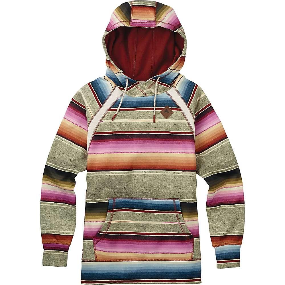 Burton Women's Heron Pullover Hoodie - XL - Mija Stripe