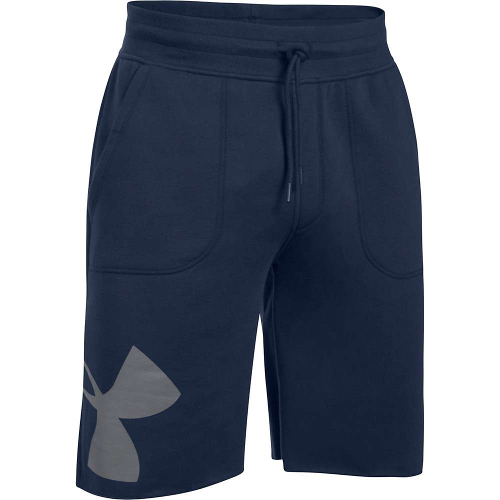 Under Armour Men's Rival Exploded Graphic Short - XXL - Midnight Navy / Graphite