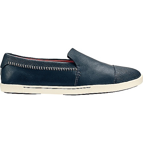 Click here for Olukai Womens Alohi Slip-On Shoes Blue prices