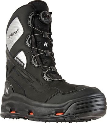 Korkers Polar Vortex 1200 Boot - Black / Silver
