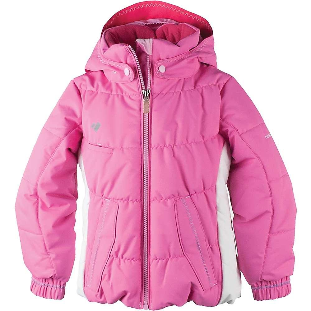 Obermeyer Girl's Marielle Jacket - 3 Regular - Peony Pink