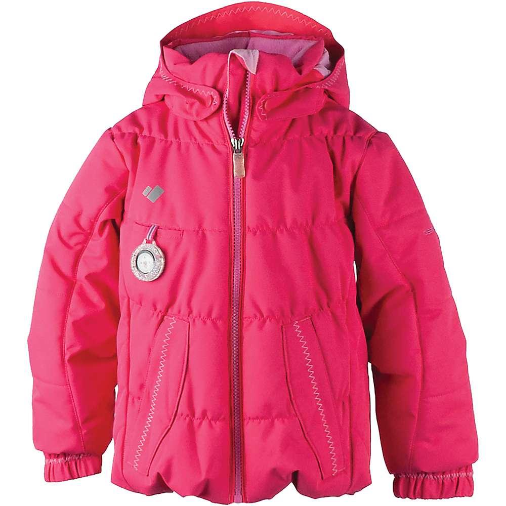 Obermeyer Girl's Marielle Jacket - 6 Regular - Smitten Pink