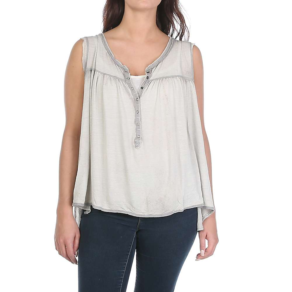 Free People Women's Hudon Tank Top - XS - Sky