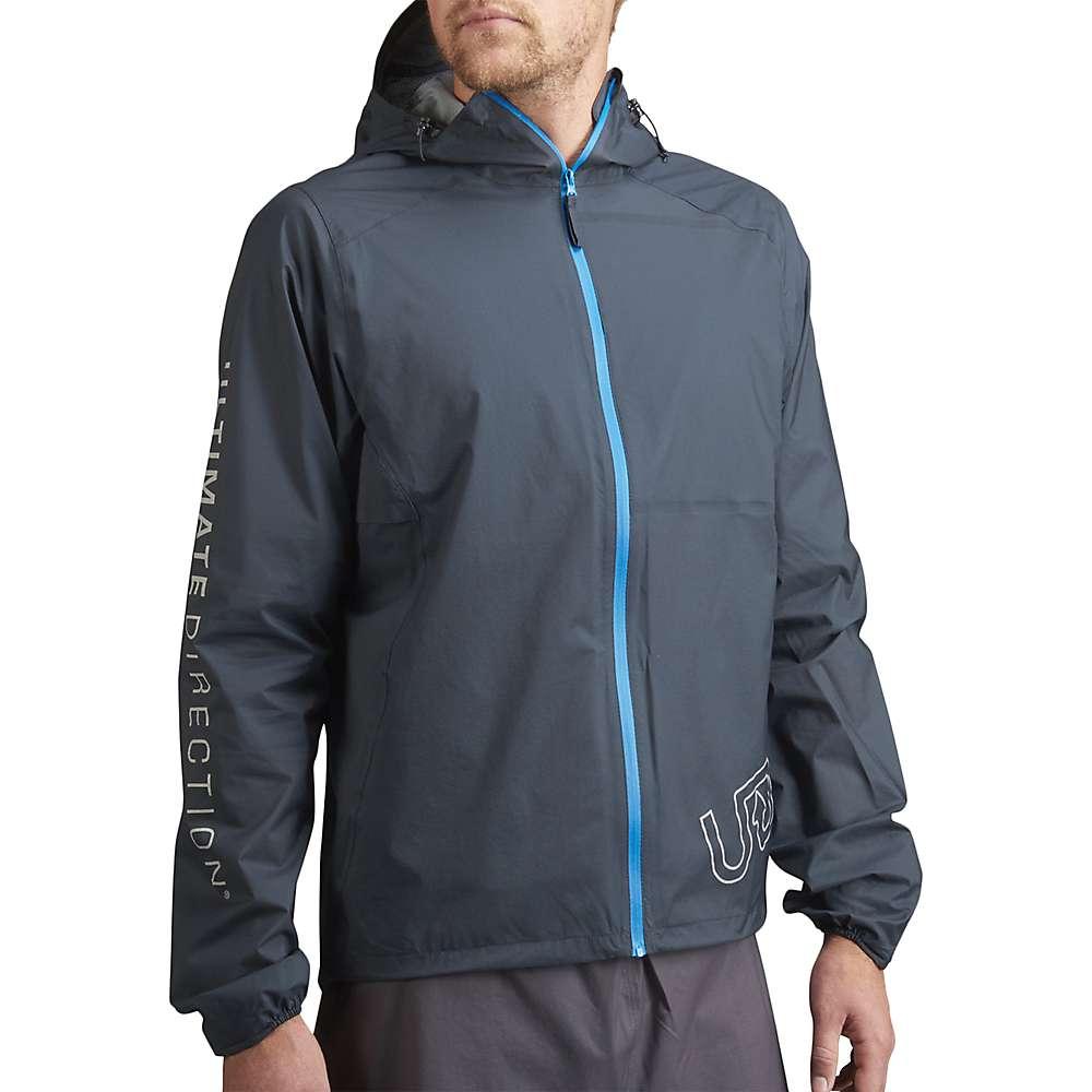 Ultimate Direction Men's Ultra Jacket 2.0 - Small - Dark Night
