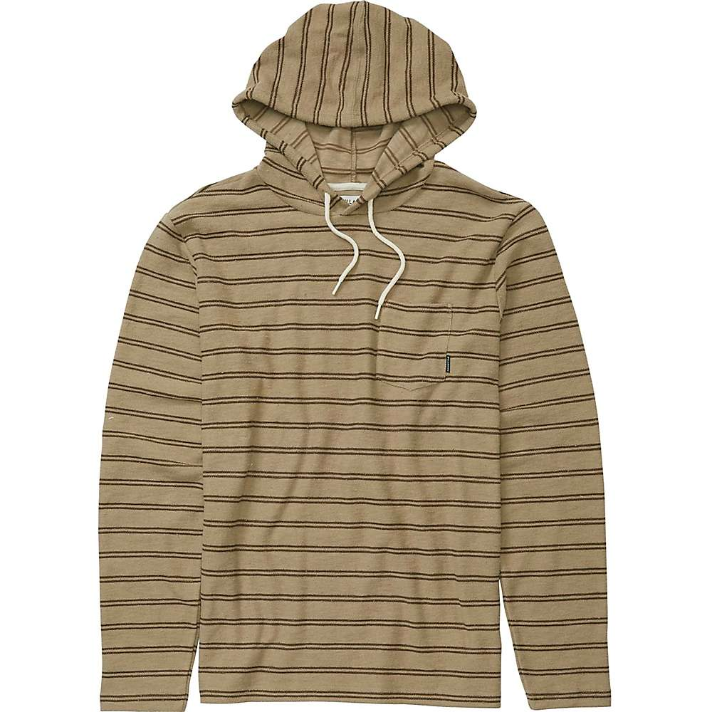 Billabong Men's Flecker Pullover Hoody - XL - Bark