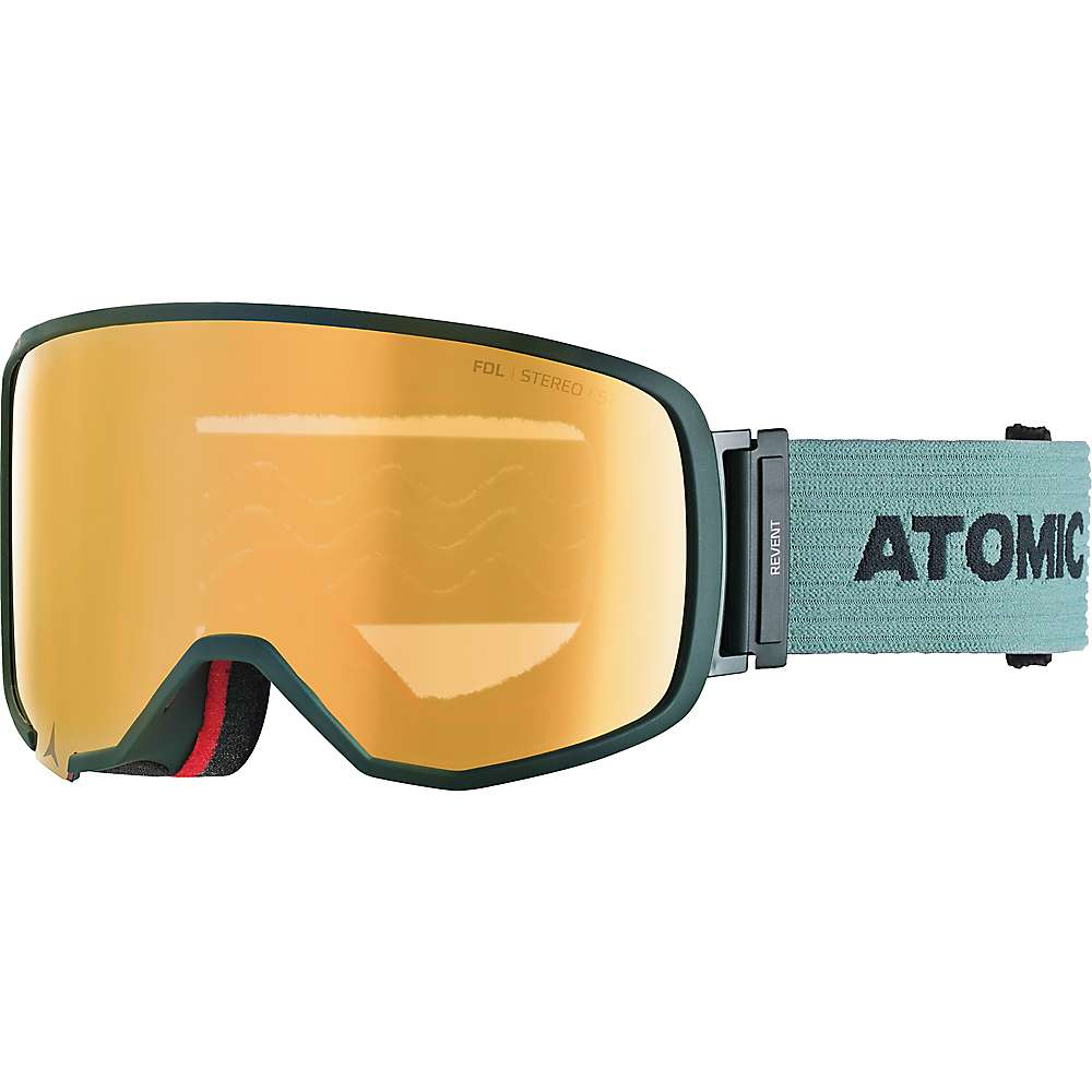 Atomic Revent L FDL Stereo Goggle