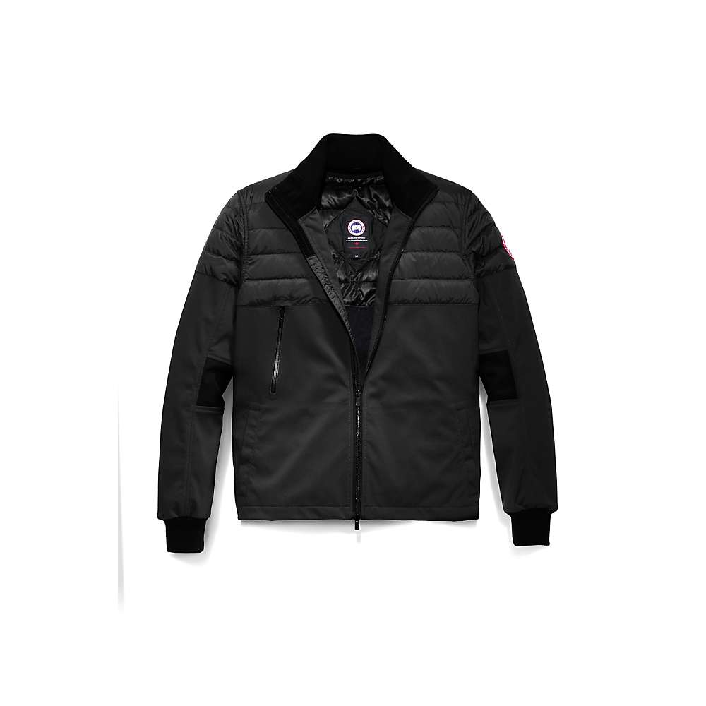 Canada Goose Men's Jericho Beach Jacket - Large - Black/Black