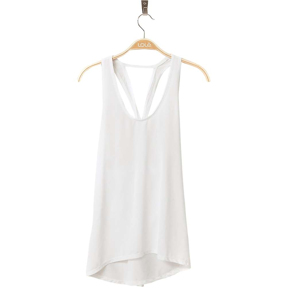 Lole Women's Aalia Tank Top - Small - White
