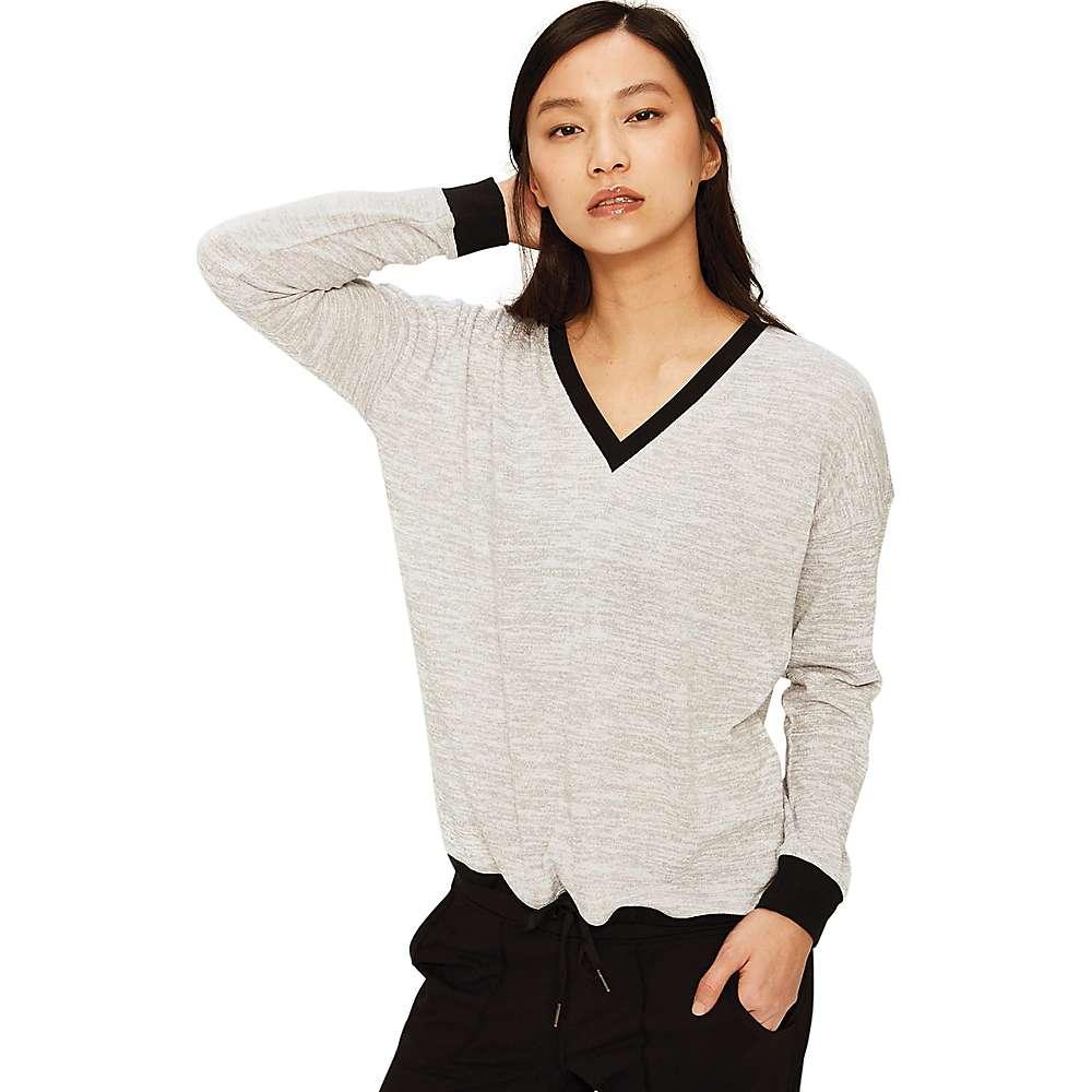 Lole Women's Camelia Sweater - Medium - Medium Grey Heather