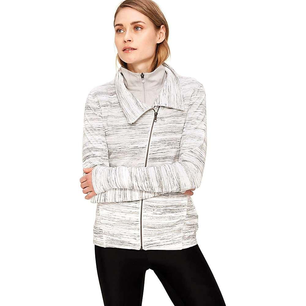 Lole Women's Essential Cardigan - Large - White Riga