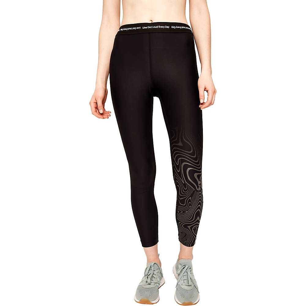 Lole Women's Sierra Ankle Legging - Medium - Black