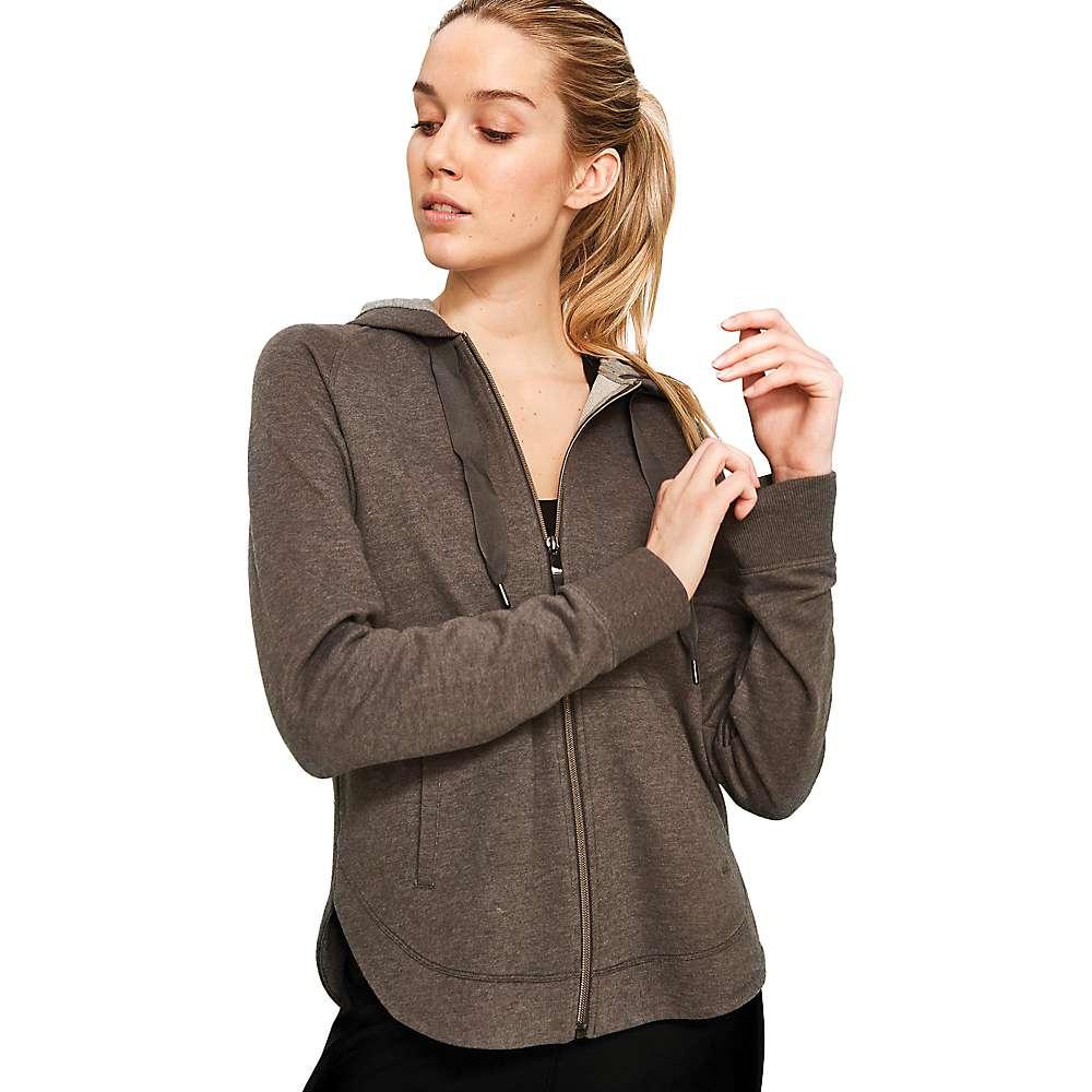 Lole Women's Unite Cardigan - Large - Dark Grey Heather