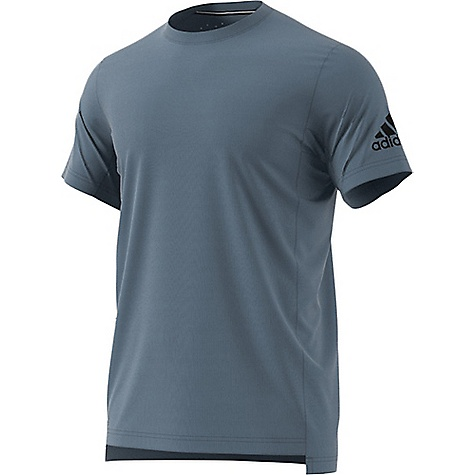Adidas Men's Climachill Tee Raw Steel Adidas Men's Climachill Tee - Raw Steel - in stock now. FEATURES of the Adidas Men's Climachill Tee Climachill: Incredibly fast drying and great ventilation Reflective elements: for enhanced visibility and safety in the outdoors Zipped side pocket: To keep all your belongings safe