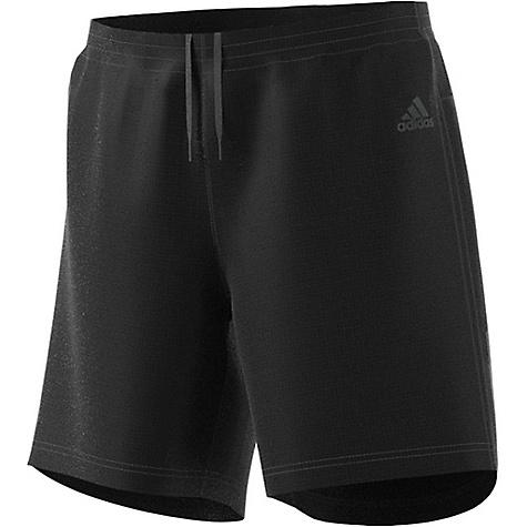 Adidas Men's Response Cooler Short Black / Black Adidas Men's Response Cooler Short - Black / Black - in stock now. FEATURES of the Adidas Men's Response Cooler Short Soft and breathable climacool fabric keeps you dry and comfortable while running Built in supportive liner Zipper sweatproof pocket holds your valuables Regular running fit prevents irritation or discomfort