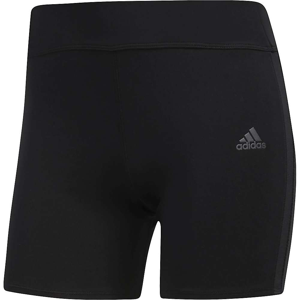 Adidas Women's Response Short Tight - Medium - Black / Black
