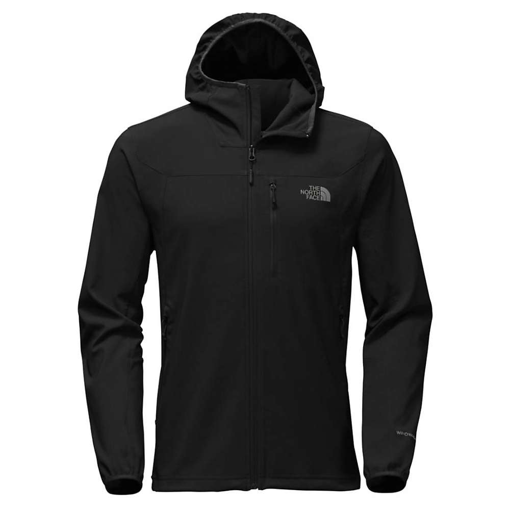 The North Face Men's Apex Nimble Hoodie - XXL - TNF Black / TNF Black