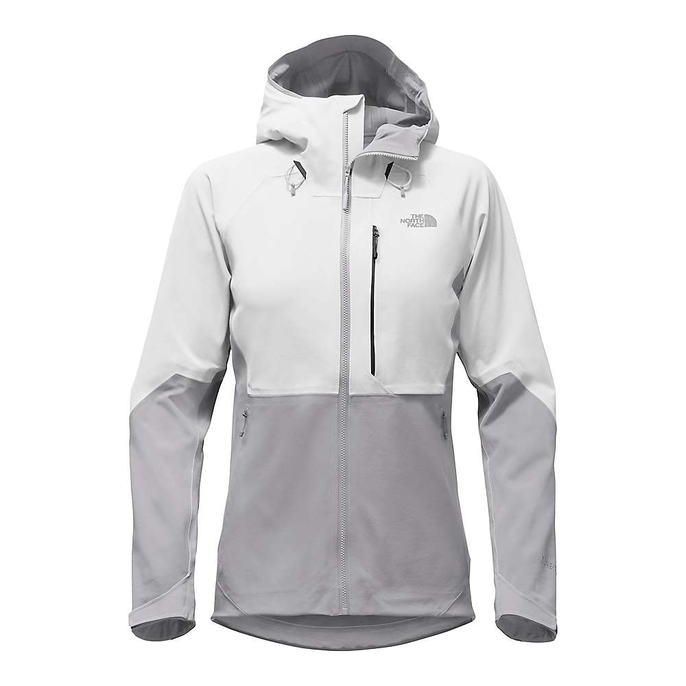 The North Face Women's Apex Flex GTX 2.0 Jacket - XL - TNF White / Mid Grey