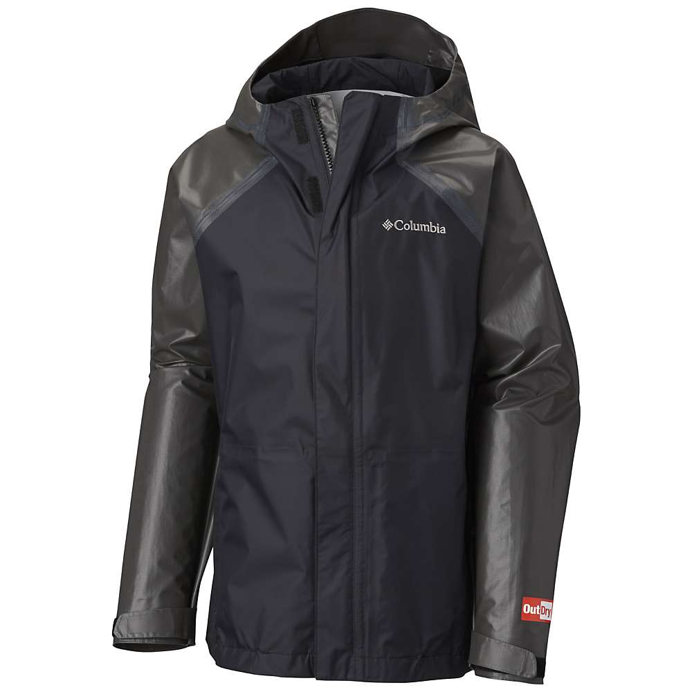 Columbia Youth OutDry Hybrid Jacket - XS - Black