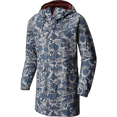 Columbia Men's Waterfowlers 1983 Jacket Columbia Grey Camo