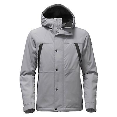 The North Face Stetler Insulated Rain Jacket - Mid Grey - Men