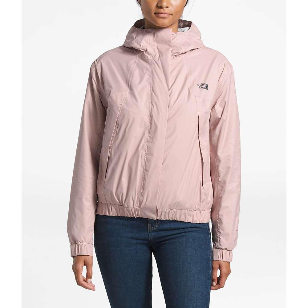 The North Face Women's Precita Rain Jacket - XS - Misty Rose
