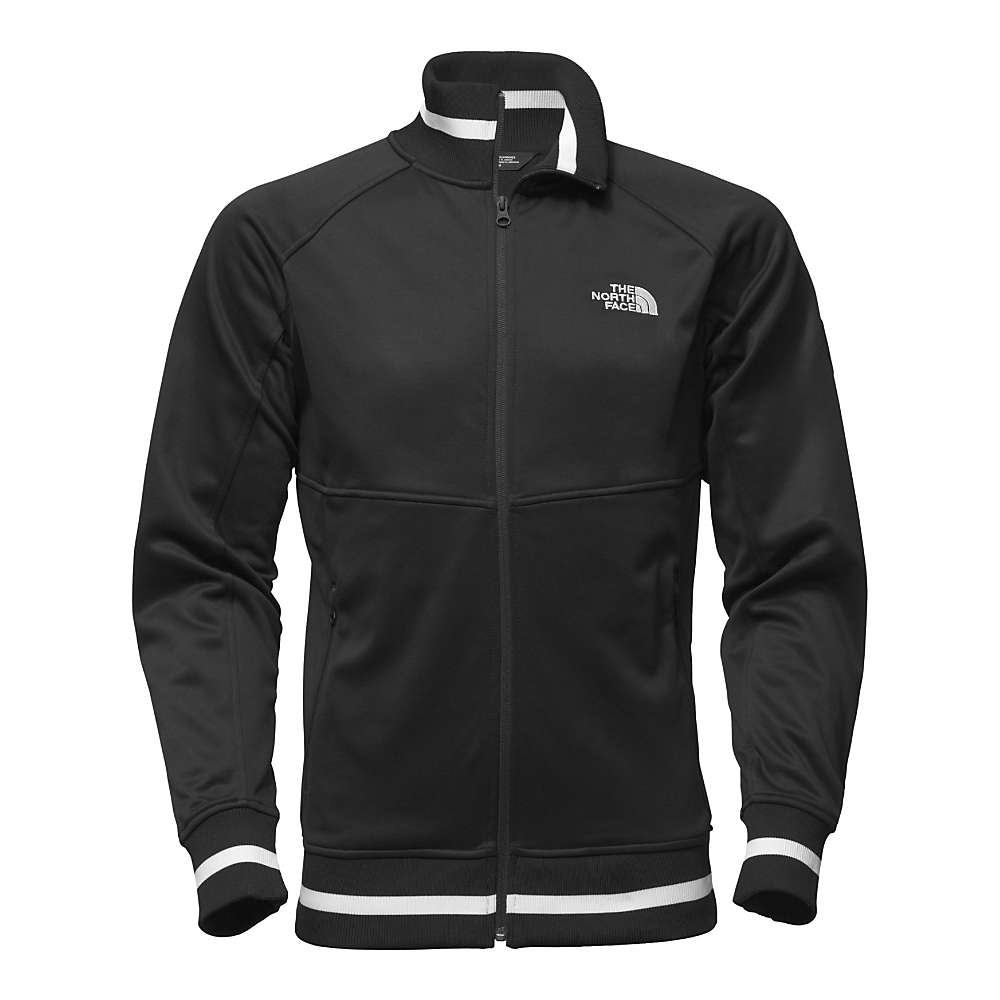 The North Face Men's Takeback Track Jacket - Small - TNF Black