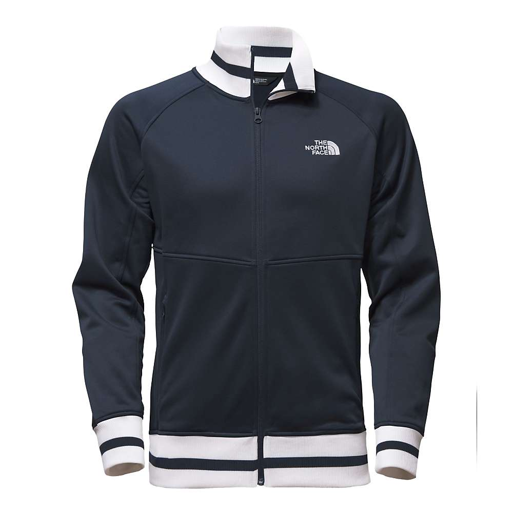 The North Face Men's Takeback Track Jacket - Large - Urban Navy
