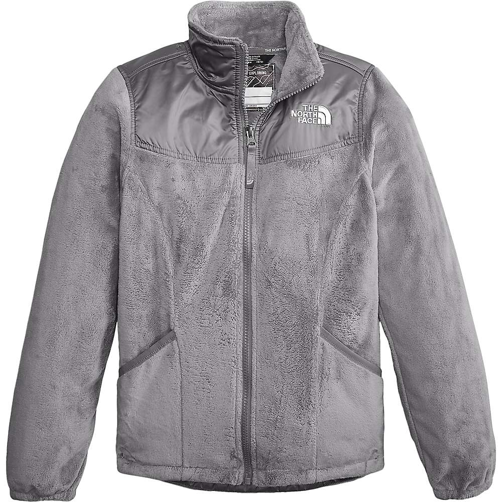 The North Face Girls' Osolita 2 Jacket - Large - Mid Grey