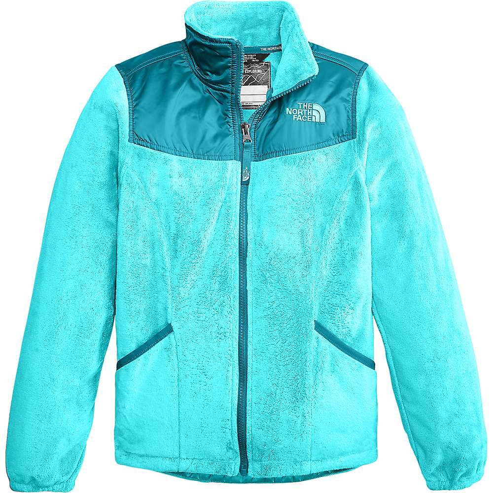 The North Face Girls' Osolita 2 Jacket - Large - Blue Curacao