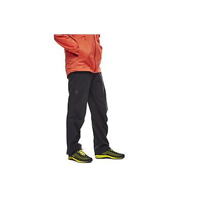 Black Diamond StormLine Stretch Full Zip Rain Pant - Men