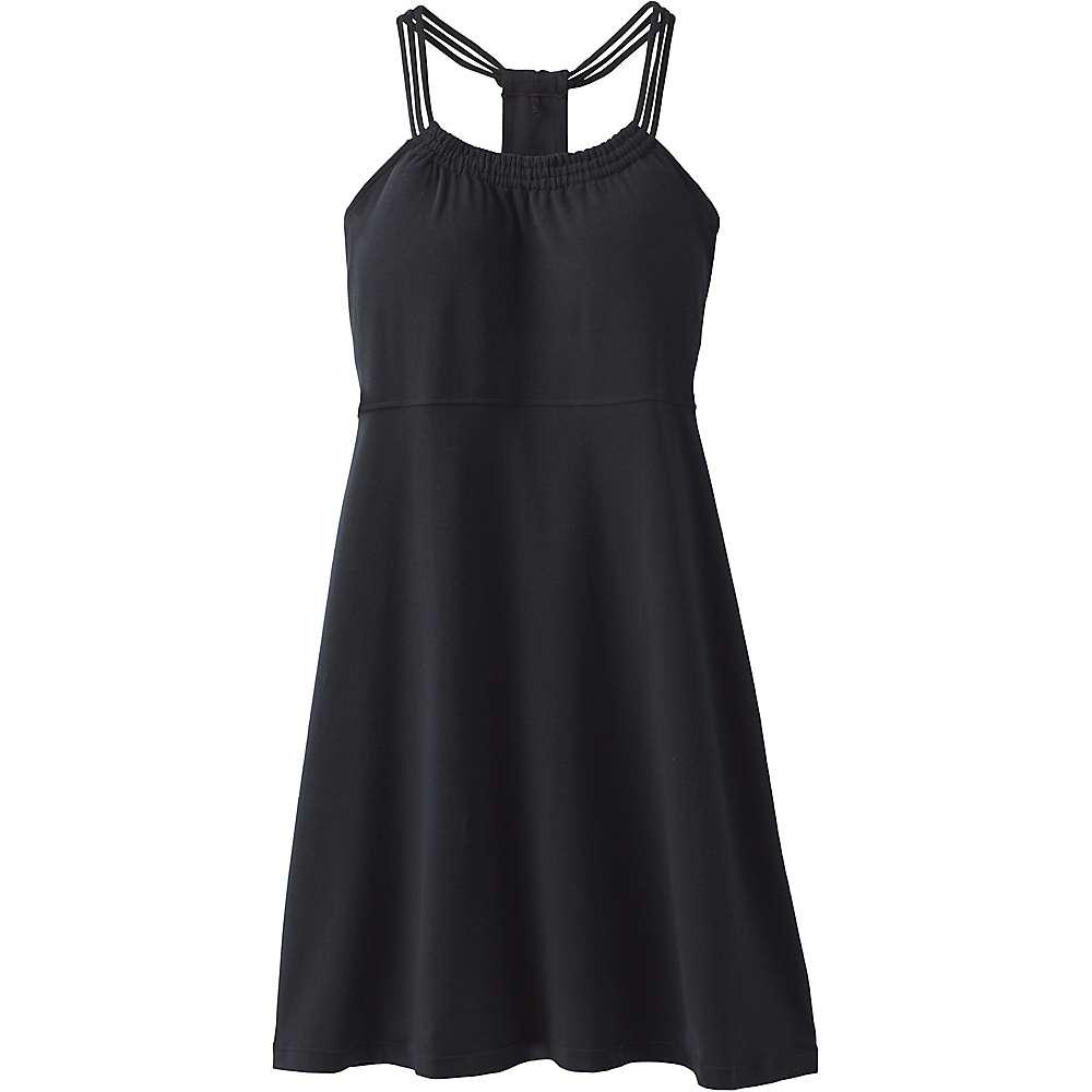 Prana Women's Pristine Dress - Medium - Black