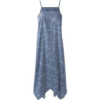 Prana Selene Tank Dress - Blue Thatch - Women