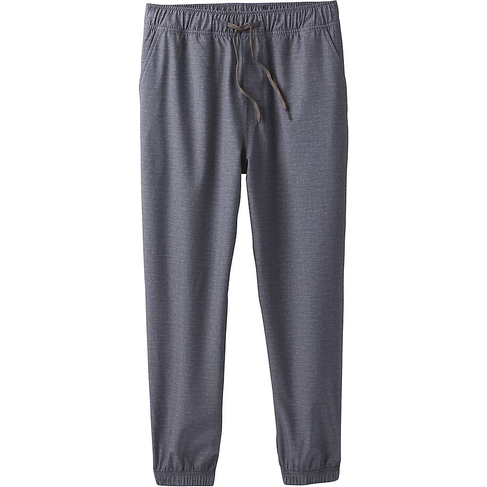 Prana Men's Spencer Jogger Pant - XL - Gravel Heather