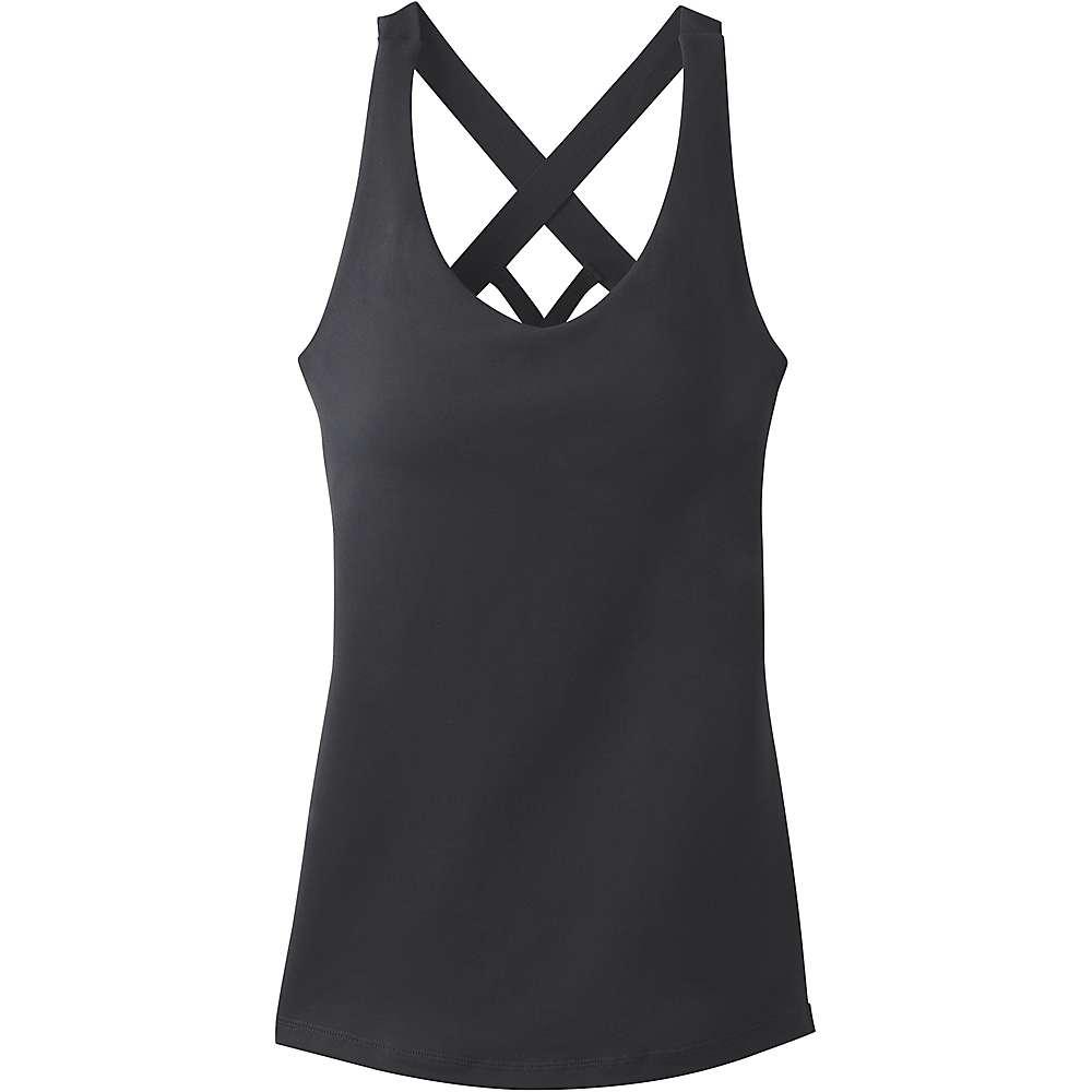 Prana Women's Verana Top - XL - Black