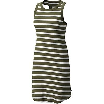 Mountain Hardwear Lookout Tank Dress - Surplus Green - Women