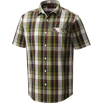 Mountain Hardwear Farthing SS Shirt - Surplus Green