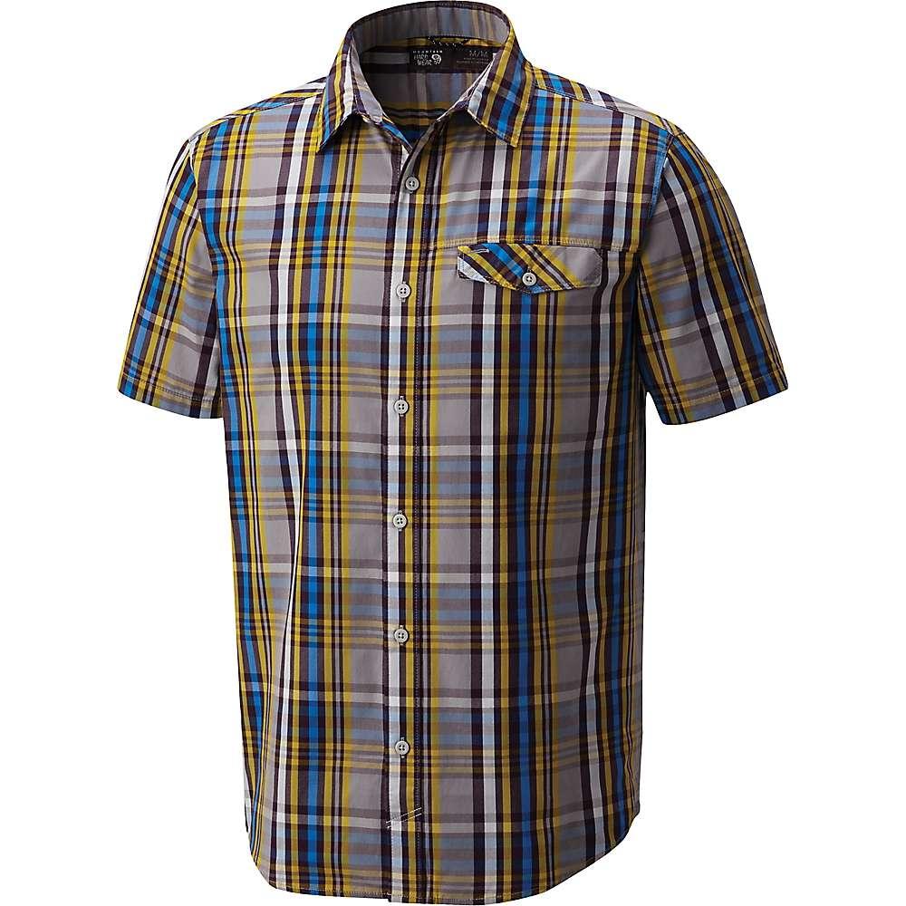 Mountain Hardwear Farthing SS Shirt - Manta Grey