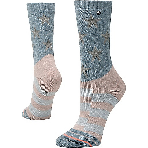 Stance Women's Glorious Outdoor Crew Sock