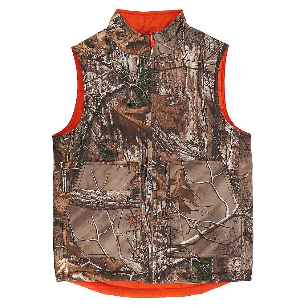 Carhartt Boys' Reversible Camo Vest - XXS- 4/5 - Realtree Xtra
