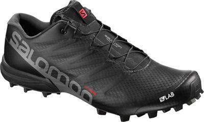 Salomon S/Lab Speed 2 Shoe - Black / Racing Red / White