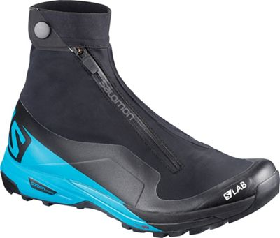 Salomon S/Lab XA Alpine 2 Shoe - Black / Transcend Blue / Racing Red