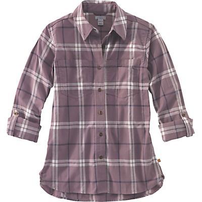 Carhartt Fairview Plaid Shirt - Sparrow - Women