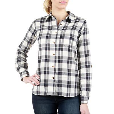 Carhartt Fairview Plaid Shirt - Elm - Women