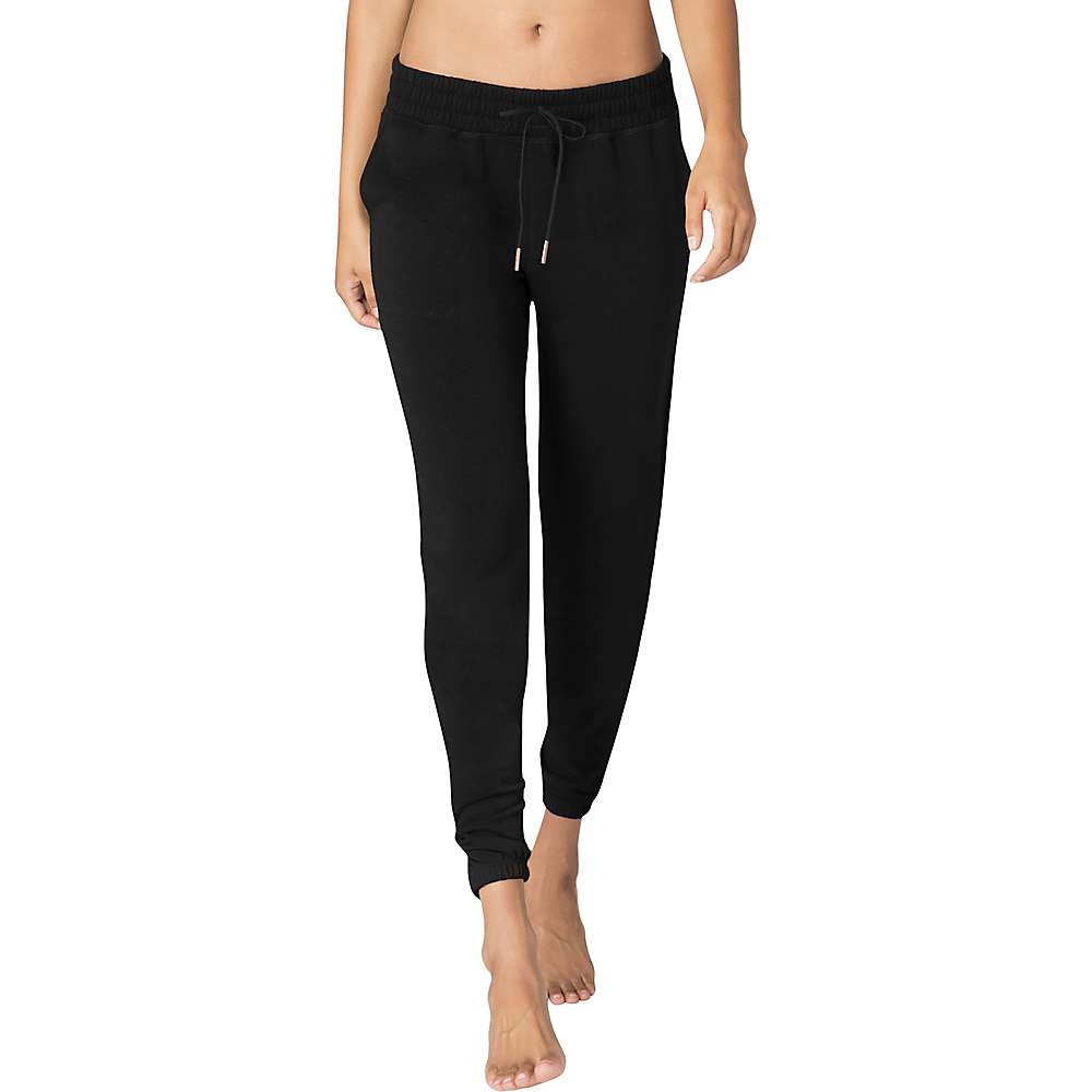 Beyond Yoga Women's Living Easy Sweatpant - XL - Black